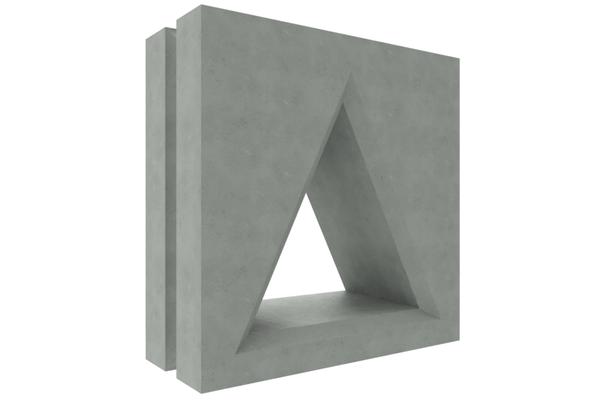 Cubo Triángulo
