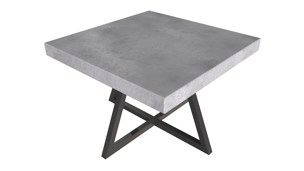 Mesa de centro - Concreto 60x60 CE-01