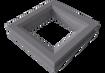 Cubo Cuadro - Celosía
