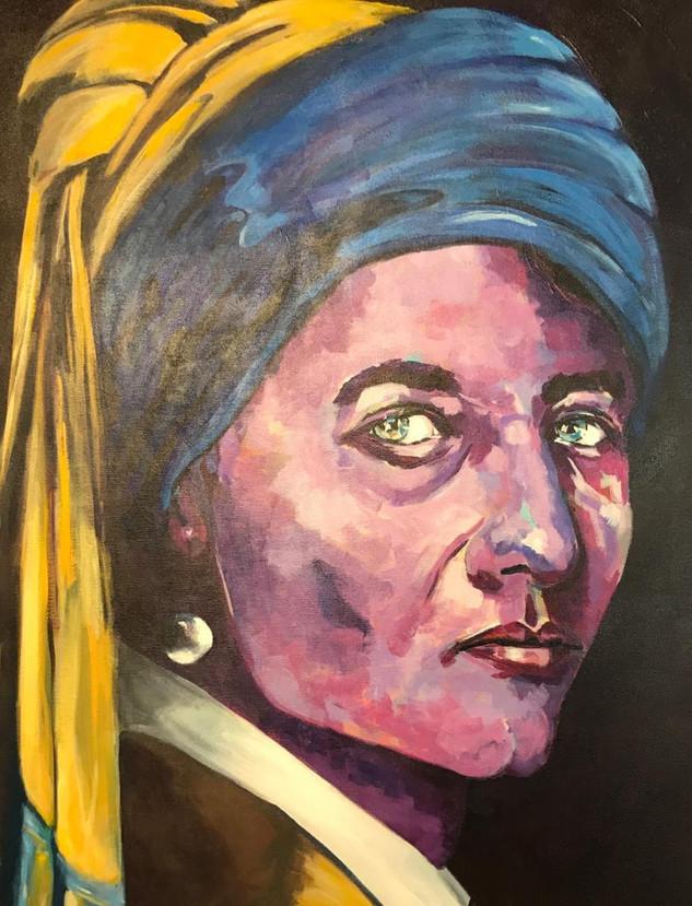 Vermeers Enkel