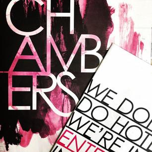 CHAMBERS MAG Konzeption, Kreation und Realisation eines Hotelmagazins