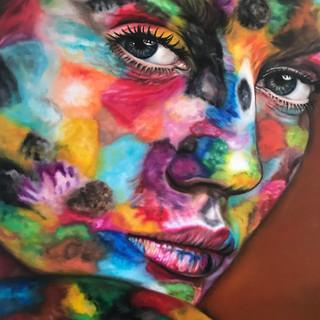 Alexa in Farben
