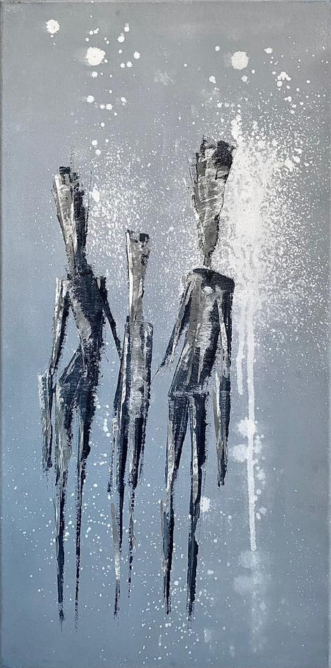 Visiteurs grey