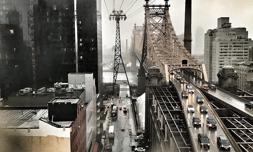 Queensboro Bridge Drops I