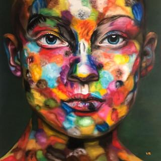 Anna in Farben