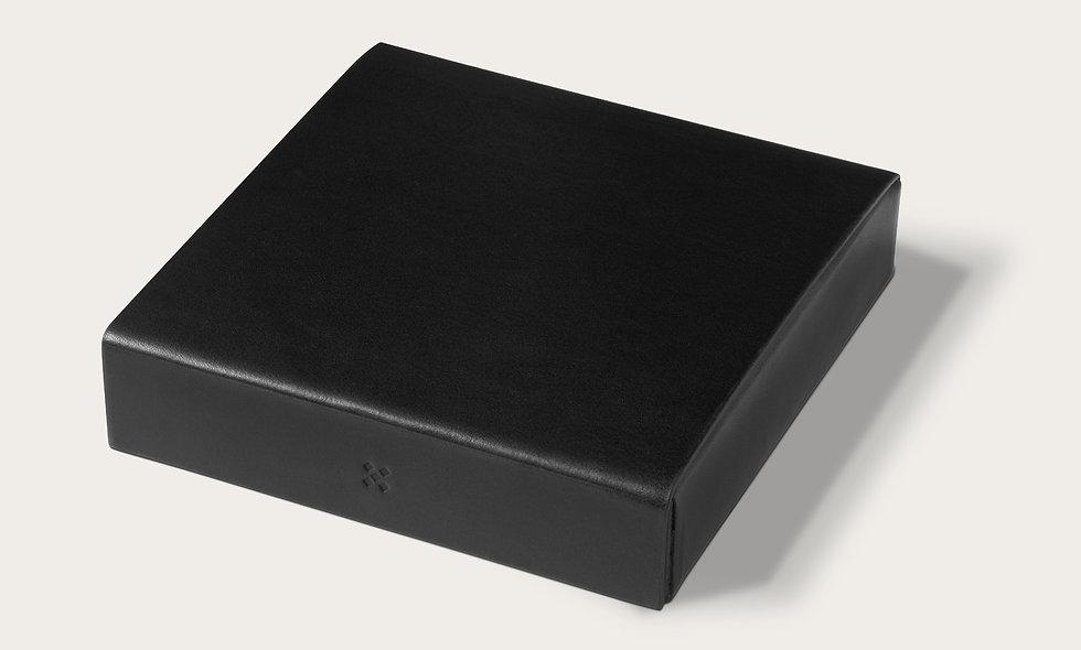 """ETWEE Lederbox """"square"""""""