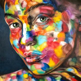 Emily in Farben