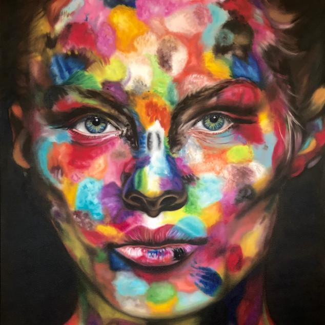 Sophia in Farben