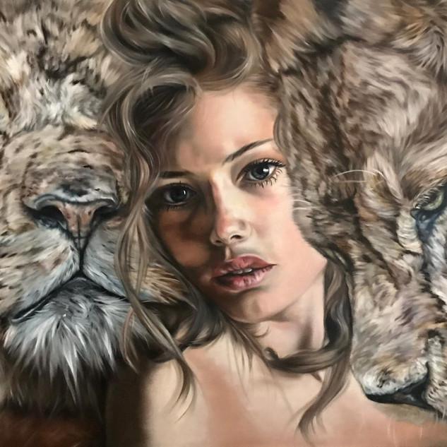 Königin der Löwen