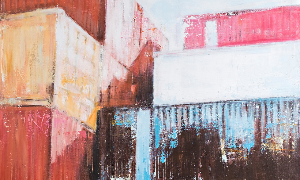 Container // Angela Augustin-Wittkuhn