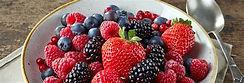 Berry Crumble Bars