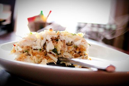 Crab Stuffed Flounder Filets