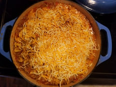 Cheeseburger Tortellini Casserole