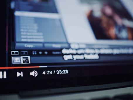 Controle de consumo - Youtube