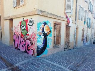 Capie & Swing et WBC / Marseille