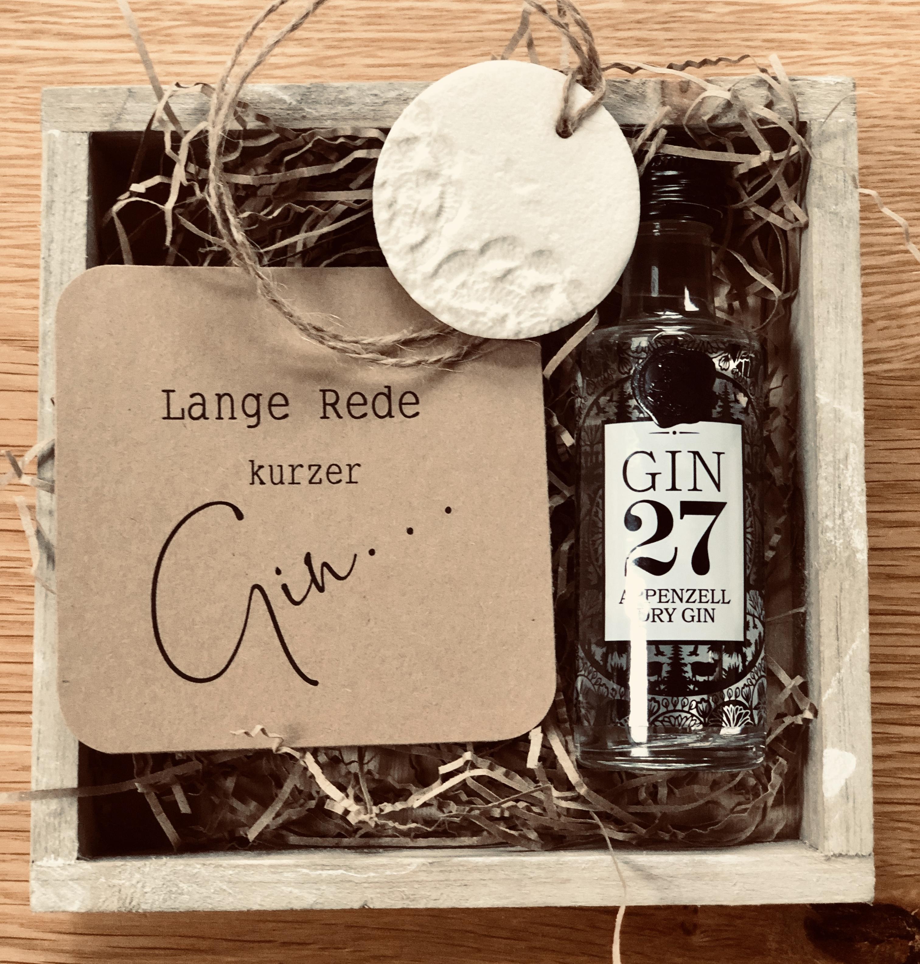 Gin Gin!