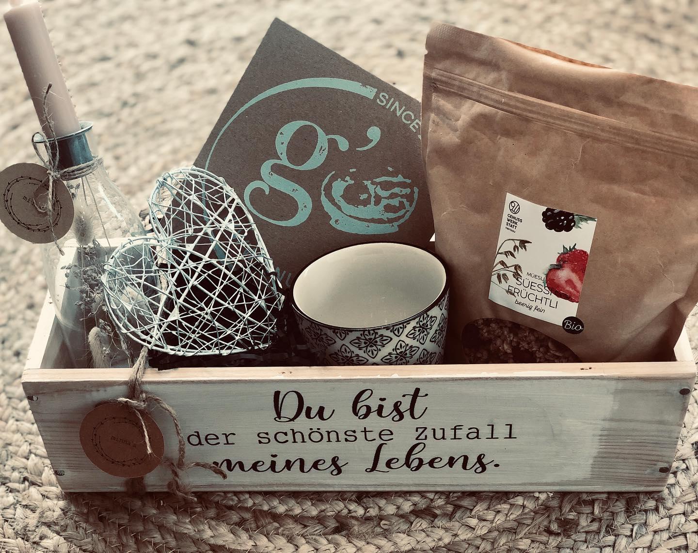 Geschenk-Kiste
