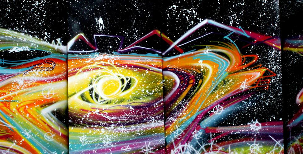 Univers coloré