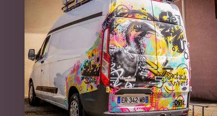 Camion Zazu