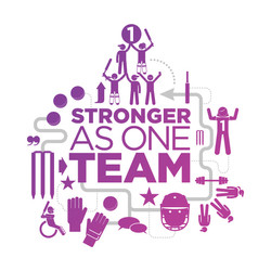 Stronger as one team
