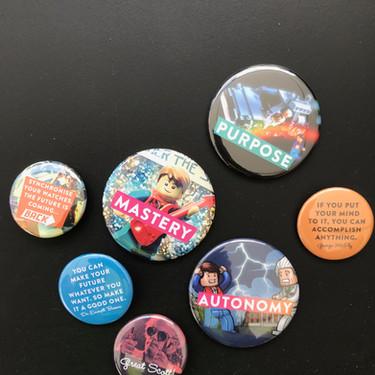 Breakout badges