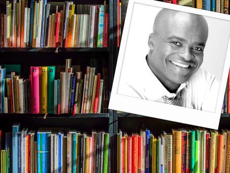 What I Learnt about Reading (and love) from Kriss Akabusi