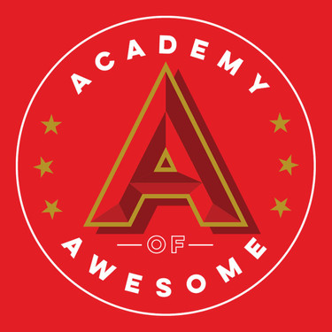 Academy of Awesome logo