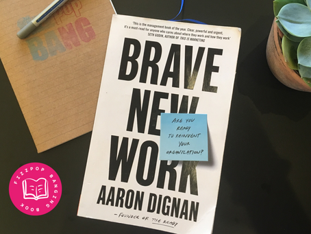 Can a book tell you how to do the best work of your life? 'Brave New Work' has a go...
