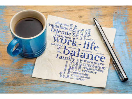 Can't Turn it Off? The Importance of Creating a Healthy Work-Life Balance