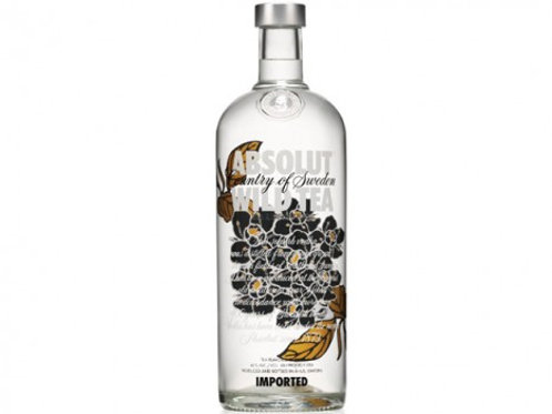 Absolut Wild Tea size 750