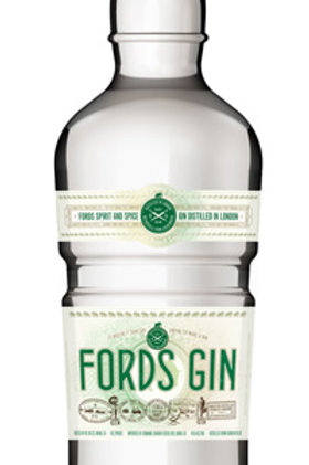 Fords London Dry Gin size 750