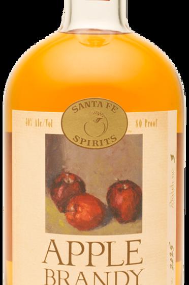 Apple Brandy 80 proof size 750