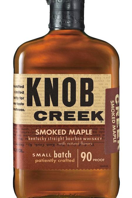 Knob Smoked Maple size 750