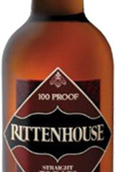 Rittenhouse 100 proof size 750