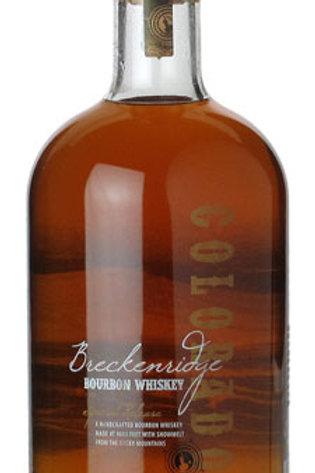 Breckenridge Bourbon Whiskey size 750