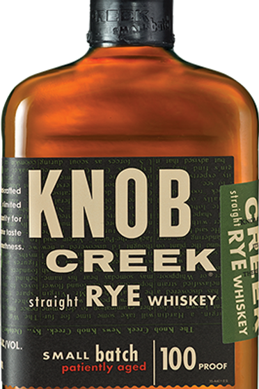 Knob Creek Rye size 750