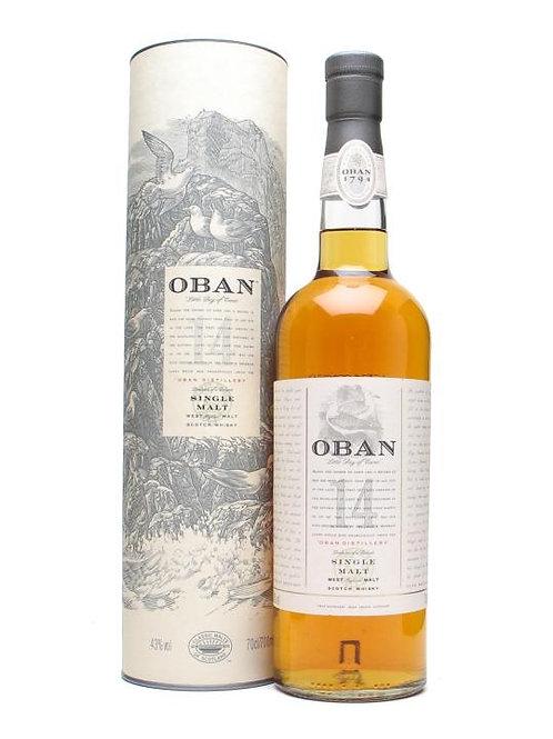 Oban 14 year size 750