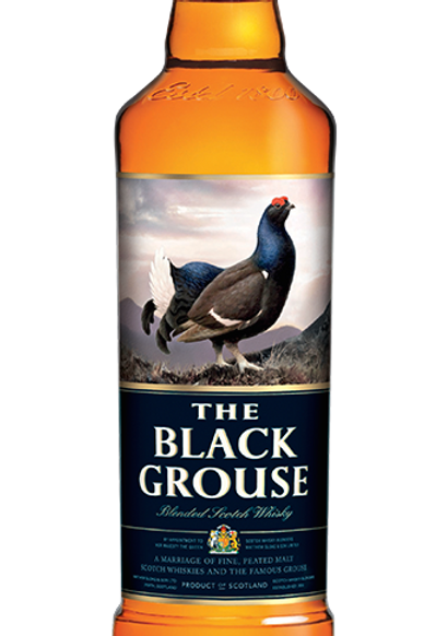 The Black Grouse size 1.75
