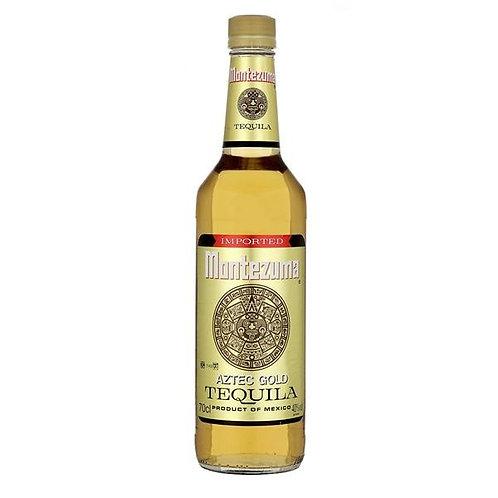Montezuma Aztec Gold Tequila size 1.75