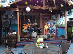 Facebook - Kyle and John of Capo 3 on the Patio tonight 8-12! Weekend pre-party!