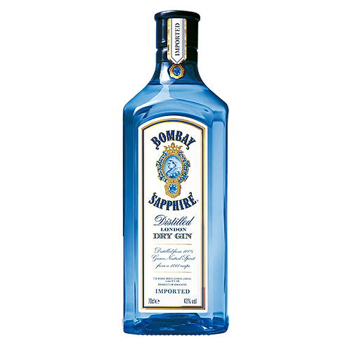 Bombay Sapphire Dry Gin size 1.75