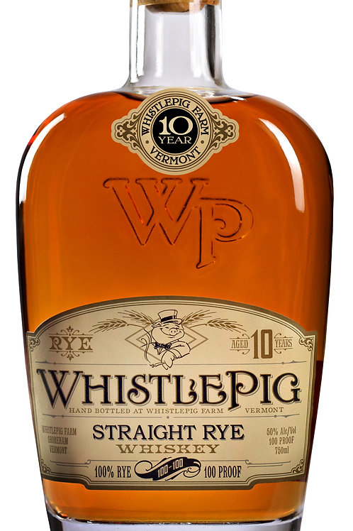 Whistle Pig Straight Rye size 750