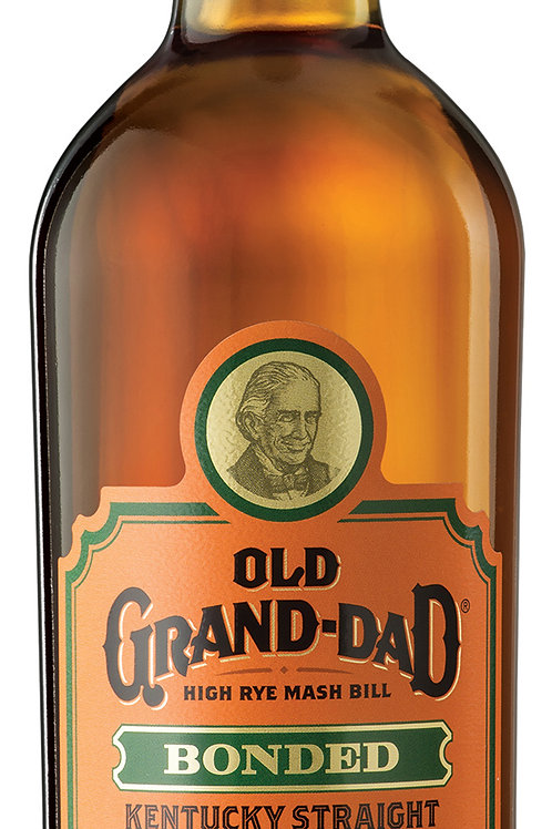 Old Grand-Dad 100 proof size 750