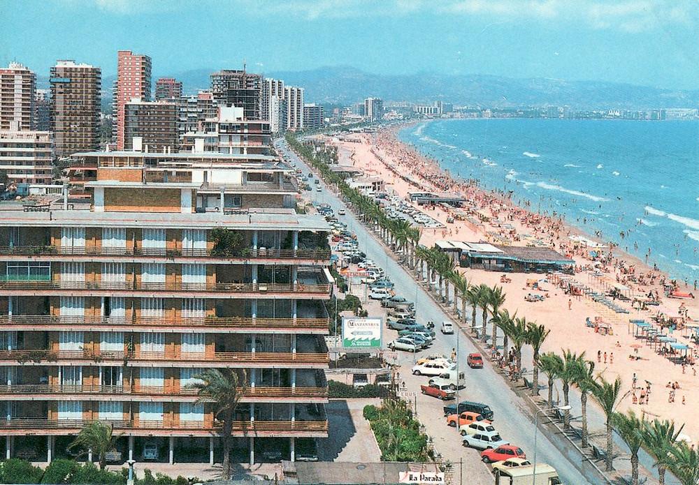Carretera Playa San Juan de Alicante