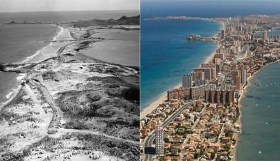 Desarrollismo Maga del Mar Menor