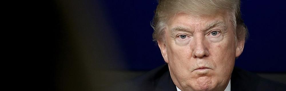 Trump enfadat