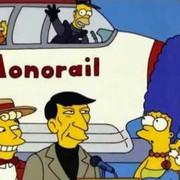 Monoraïl, monoraïl!
