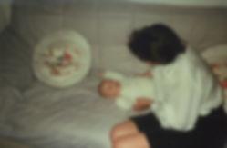 Sergio Agueitos de xiquet Bebé Infància