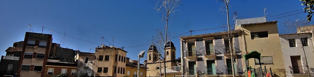Plaça Maisonnave, Sant Joan d'Alacant