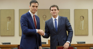 Pacte PSOE-Ciudadanos